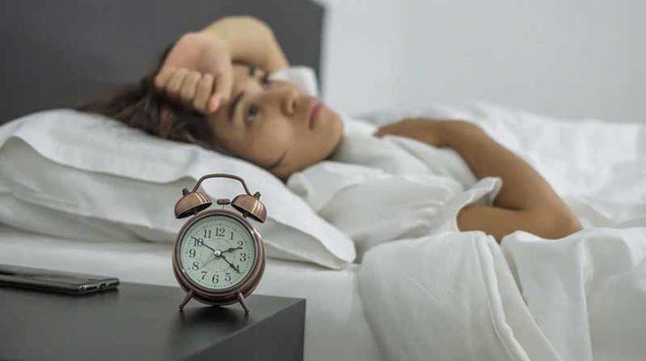 นอนน้อยติดต่อกันเป็นเวลานานส่งผลต่อร่างกาย